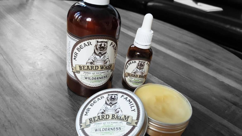 Aceite para barba o bálsamo para barba