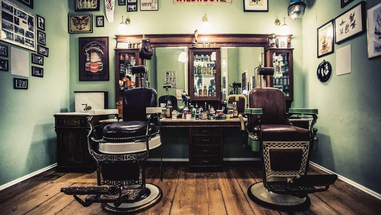 La historia del sillón de barbero