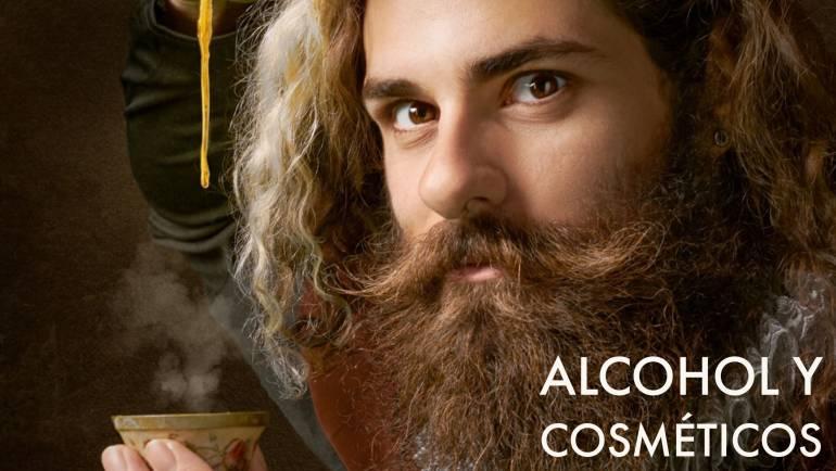 Alcohol y cosmética