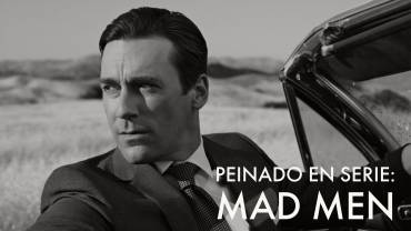 Peinados en serie: Mad Men