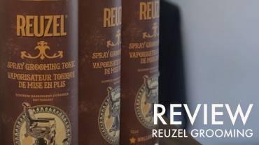 Review de Reuzel Grooming Tonic
