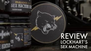 Review de Lockharts Sex Machine