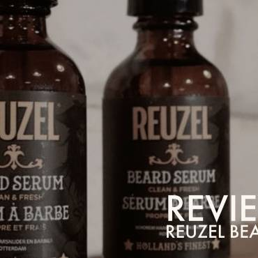 Review de Reuzel Beard Serum